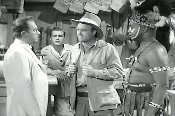 JUNGLE DRUMS OF AFRICA starring Clayton Moore