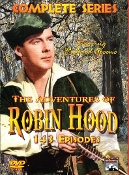 ADVENTURES OF ROBIN HOOD -THE COMPLETE SERIES