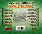 The New Adventures of Nero Wolfe - Classic Radio Shows on CD