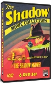 THE SHADOW MOVIE COLLECTION