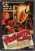 THE VIGILANTES ARE COMING - 1936