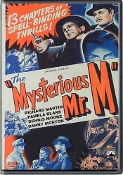 The Mysterious Mr. M - Class Movie Serial