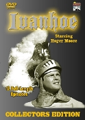 Ivanhoe - Starring Roger Moore - 12 Classic TV Shows