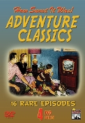 ADVENTURE CLASSICS - Classic TV Shows on DVD