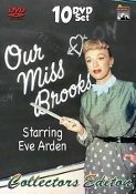 Our Miss Brooks Collection - starring Eve Arden - 44 Episodes