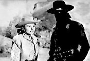 GHOST OF ZORRO starring Clayton Moore