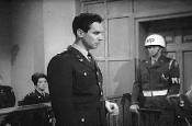 COURT MARTIAL starring Peter Graves and Bradford Dillman