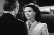 HEDY LAMARR CAN BE MURDER - Classic Movie Set