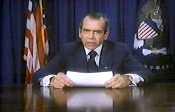 Nixon, The Final Days - Documentary/Drama