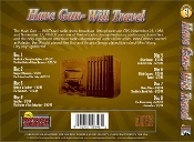 Have Gun-Will Travel - Classic Radio Shows - Vol. 2 CD Set