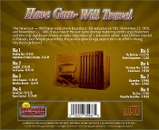 HAVE GUN - WILL TRAVEL - Old Time Radio Shows - Vol. 4 - CD Set