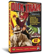 Dick Tracy Collection - Serials, Movies and TV Classics