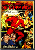 CAPTAIN MARVEL - 12 CHAPTER SERIAL - 1941
