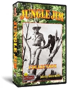 Jungle Jim - 16 Movie Set - Complete Collection starring Johnny Weismuller