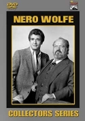 Nero Wolfe Classic TV Shows - Starring William Conrad