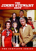 THE JIMMY STEWART SHOW - Complete Series