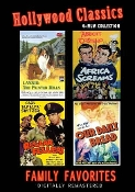 FAMILY FAVORITES - FOUR FILMS COLLECTIONS