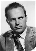 Ralph Meeker stars in NOT FOR HIRE