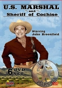 U.S. Marshal Sheriff of Cochise Collection