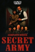SECRET ARMY - COMPLETE SERIES