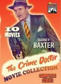 CRIME DOCTOR - Complete Movie Collection