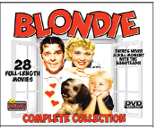 BLONDIE and Dagwood MOVIE COLLECTION