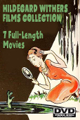 HILDEGARDE WITHERS FILMS COLLECTION