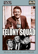 FELONY SQUAD starring Howard Duff