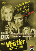 THE WHISTLER COMPLETE DVD MOVIE SET