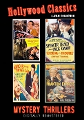 A SPY TRAIN AND TROUBLE - FOUR FILMS COLLECTION