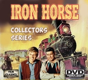 IRON HORSE starring Dale Robertson