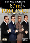 87th PRECINCT starring Robert Lansing