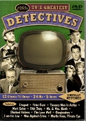 TV's GREATEST DETECTIVES - 1950